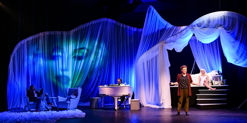 Theatre-stage